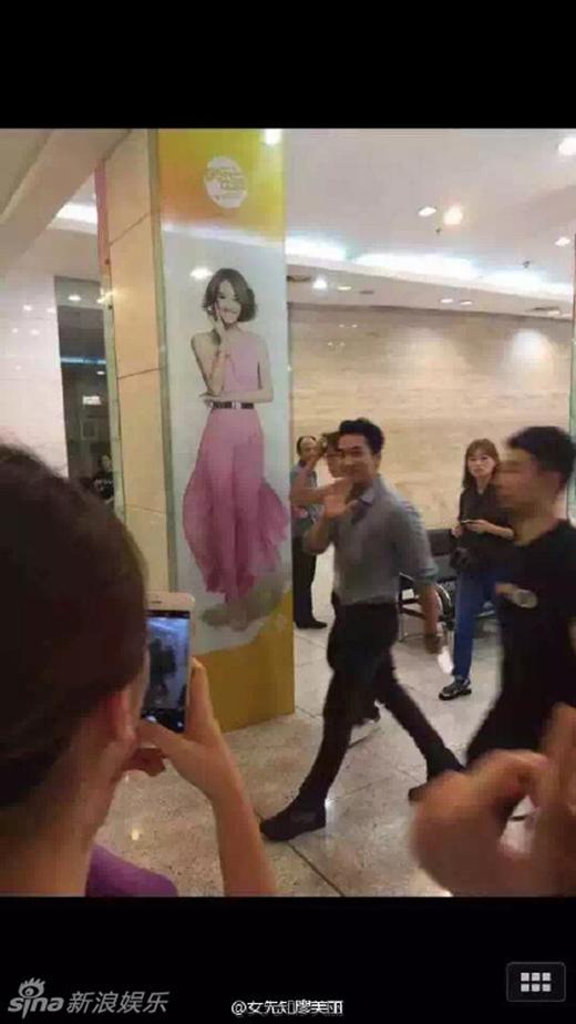 Song Seung Hun, Lưu Diệc Phi lần đầu lộ diện sau khi hẹn hò