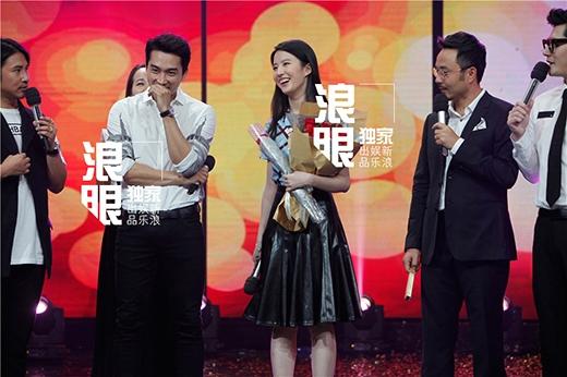Song Seung Hun bất ngờ tỏ tình Lưu Diệc Phi trên truyền hình
