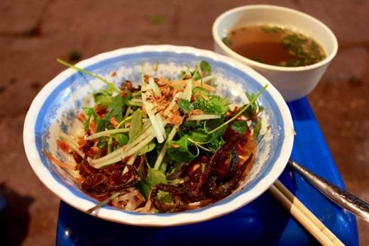 Những món không-ăn-sẽ-hối-hận khi du lịch Hà Nội