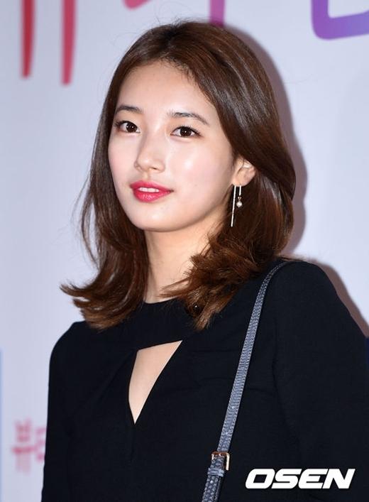 Lee Min Ho bị vu là thủ phạm của vết bầm đầu gối của Suzy