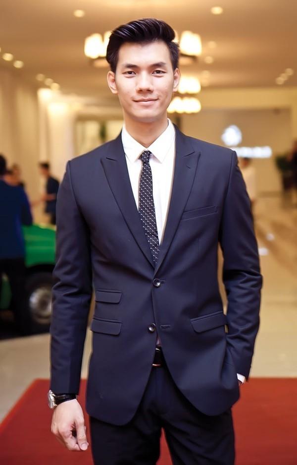 Tham gia phim Đối thủ, nam diễn viên điển trai Nhan Phúc Vinh được trao cho vai chàng giám đốc marketing tên Tuấn Minh. - Tin sao Viet - Tin tuc sao Viet - Scandal sao Viet - Tin tuc cua Sao - Tin cua Sao