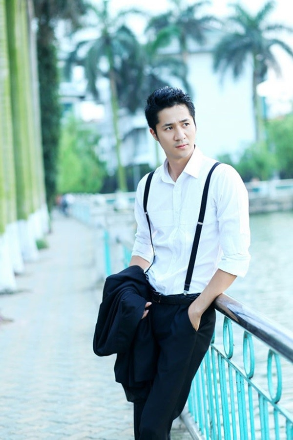 Người mẫu Anh Tuấn cũng là một những diễn viên góp phần tạo nên sự thành công cho bộ phim Ba đám cưới một đời chồng. - Tin sao Viet - Tin tuc sao Viet - Scandal sao Viet - Tin tuc cua Sao - Tin cua Sao
