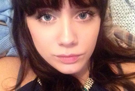 Amanda Fisher là một cô gái 23 tuổi sống tại Texas, Mỹ.