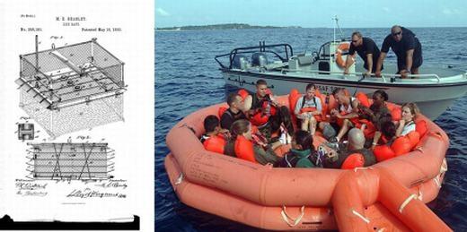 Xuồng cứu hộ là một phát minh của bà Maria Beasely vào năm 1882. Việc nghĩ ra xuồng cứu hộ khá tình cờ khi bà đứng trên biển và chợt lóe lên ý tưởng một món đồ cứu người khi tai nạn hàng hải xảy ra.
