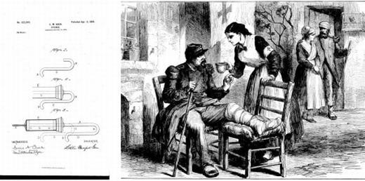 Năm 1899, bà Letitia Geer chính là người đầu tiên sáng chế ra kim tiêm - thiết bị không thể thiếu ở các bệnh viện hay cơ sở y tế. Điều đó cũng đủ thấy sự vĩ đại và tầm quan trọng của phát minh này.