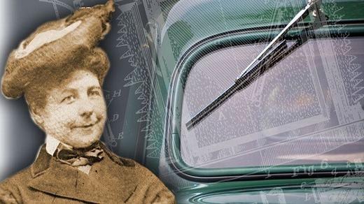 Gạt nước ô tô được phát minh năm 1903 bởi Mary Anderson. Đây là bộ phận giúp những chiếc xe hơi lưu thông an toàn trong mưa. Bà Mary nhận bằng sáng chế cần gạt nước vào năm 1905. Còn hiện tại, nó là bộ phận không thể thiếu của bất kì chiếc xế hộp nào.