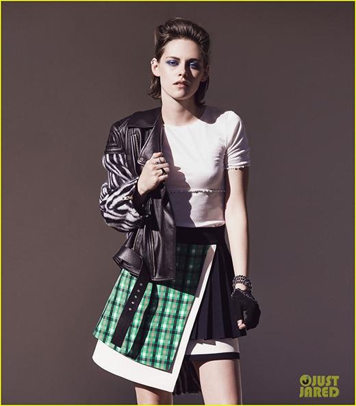 Kristen Stewart lần đầu lên tiếng sau tin đồn đồng tính