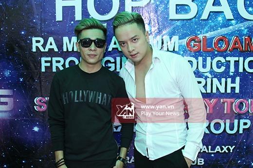 Cao Thái Sơn sẽ là khách mời góp mặt trong tour diễn quảng bá album của Gin. - Tin sao Viet - Tin tuc sao Viet - Scandal sao Viet - Tin tuc cua Sao - Tin cua Sao