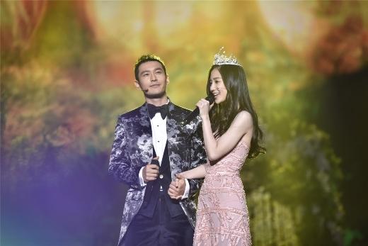 Những bí mật bất ngờ về cặp đôi Huỳnh Hiểu Minh và AngelaBaby
