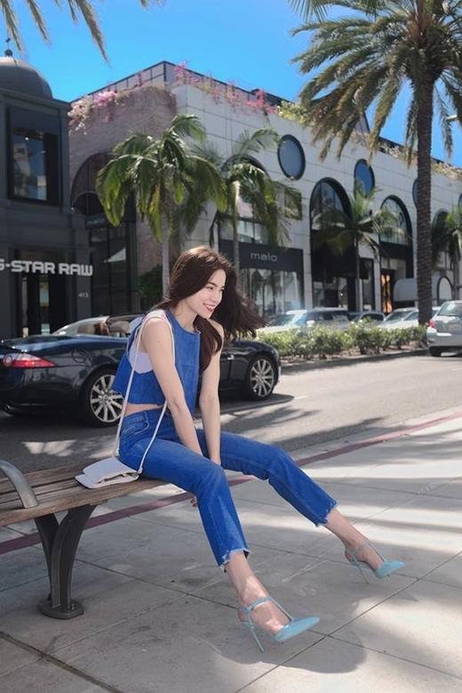 Bóc giá thời trang từ bình dân đến đắt đỏ của Hồ Ngọc Hà