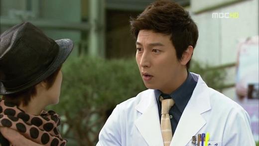 Park Geun Hyung cũng xuất hiện chóng vánh với vai bác sĩ trong bộ phim I Do I Do. Nhân vật của anh là bác sĩ khoa sản mang tình yêu đơn phương với Kim Sun Ah nhưng lại bị từ chối. Sau đó cô lại trở thành bệnh nhân của anh khi có con với một người đàn ông khác. Thế nhưng anh vẫn luôn quan tâm và giúp đỡ cô hết mình.