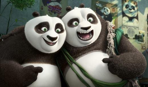 Dàn nghệ sĩ tham gia lồng tiếngKungfu Panda 3vẫn sẽ có sự góp mặt của những tên tuổi quen thuộc nhưAngelina Jolie, Jackie Chan, Gary Oldman, Dustin Hoffman, David Cross,...