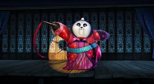 Trong phần 3 của loạt phim đình đám còn có sự xuất hiện của một nhân vật hoàn toàn mới -Mei Mei.