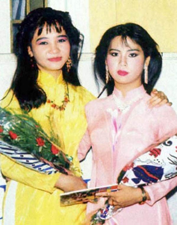Nữ ca sĩ giành giải nhất cuộc thi Tiếng hát truyền hình TP.HCM khi mới chỉ 16 tuổi. - Tin sao Viet - Tin tuc sao Viet - Scandal sao Viet - Tin tuc cua Sao - Tin cua Sao