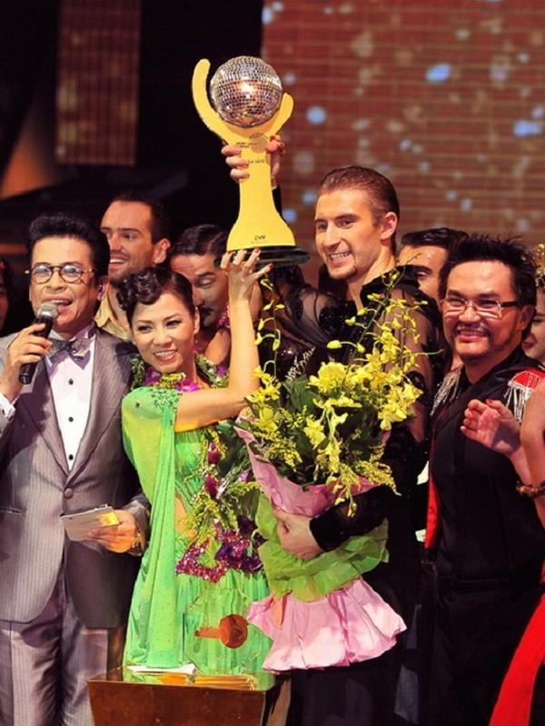 Cuộc thi Bước nhảy hoàn vũ 2011 đến với Thu Minh như một định mệnh. - Tin sao Viet - Tin tuc sao Viet - Scandal sao Viet - Tin tuc cua Sao - Tin cua Sao