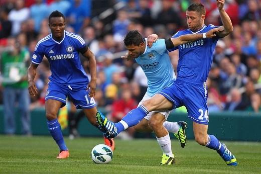 22g00 ngày 16/08, Man City vs Chelsea: Đại chiến nước Anh