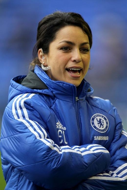 Choáng: Nữ bác sĩ Eva Carneiro đã từng ngủ với một cầu thủ Chelsea