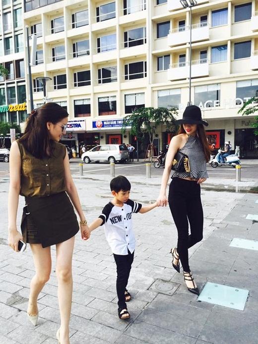 Hà Hồ, Thiều Bảo Trang công khai hẹn hò đại gia? - Tin sao Viet - Tin tuc sao Viet - Scandal sao Viet - Tin tuc cua Sao - Tin cua Sao