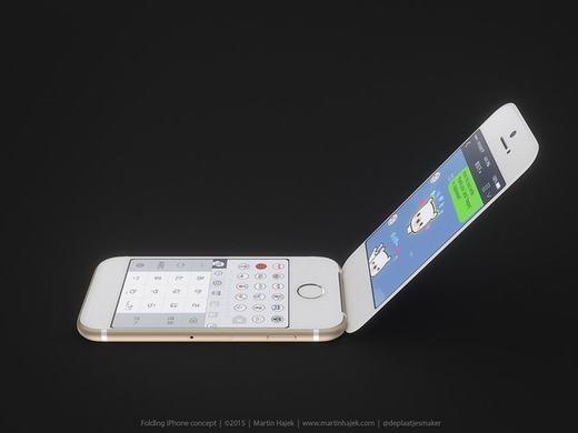 iPhone 7 nắp gập, tại sao không?