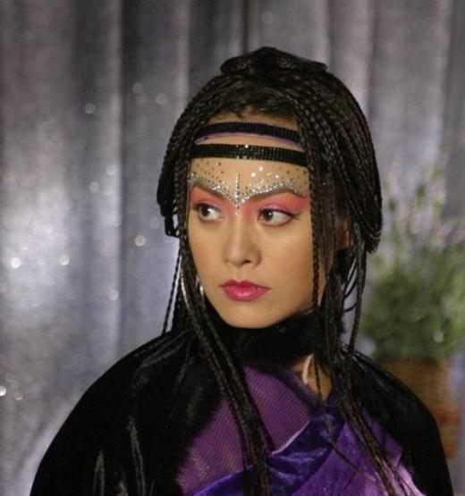 Vai diễn của Ninh Tịnh trong Tuyết vực mê thành bị chỉ trích vì trang điểm như nàng hề.