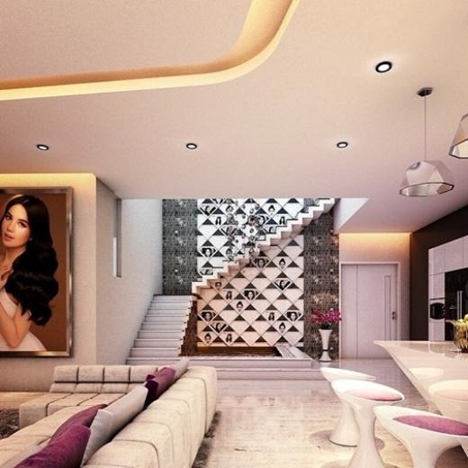 Bên trong căn hộ cao cấp tiền tỉ của nữ hoàng nội y Ngọc Trinh - Tin sao Viet - Tin tuc sao Viet - Scandal sao Viet - Tin tuc cua Sao - Tin cua Sao