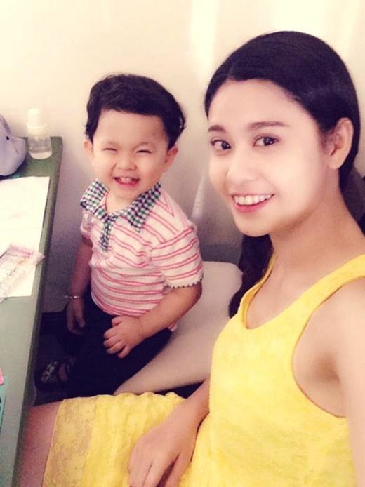 Ngẩn ngơ ngắm những cậu ấm siêu điển trai của sao Việt - Tin sao Viet - Tin tuc sao Viet - Scandal sao Viet - Tin tuc cua Sao - Tin cua Sao