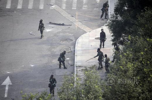 Cận cảnh Thiên Tân chết chóc sau thảm kịch kinh hoàng
