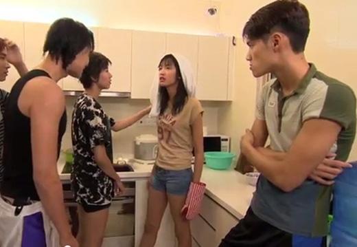 Nguyễn Oanh ở mùa giải 2014 cũng từng xảy ra khá nhiều chuyện với Duy Anh hay Đặng Văn Hội.