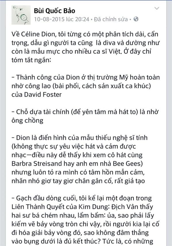 Sao Việt và những lần thẳng thừng chê bai sao ngoại - Tin sao Viet - Tin tuc sao Viet - Scandal sao Viet - Tin tuc cua Sao - Tin cua Sao