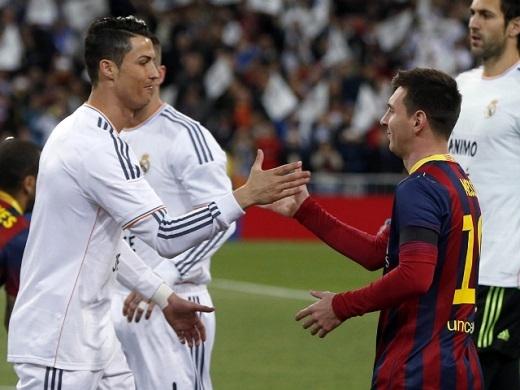 Trẻ em tại Anh mang tên Ronaldo nhiều gấp 3 lần Messi