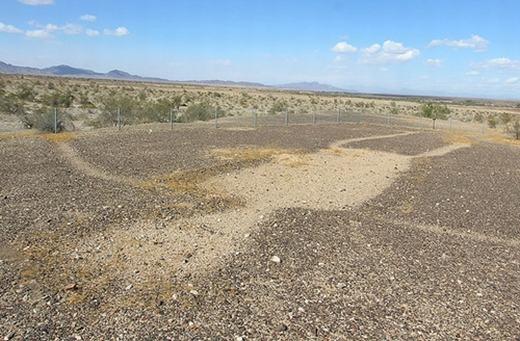 Blythelà tập hợp của những geoglyphđược các nhà khoa học tìm thấy tại sa mạc ở Colorado, gần Blythe, California, Mỹ.Trên Blythemô tả hình ảnh hình học của con người, động vật với kích thước lớn nhất lên tới 50 mét. Hiện chưa rõ ai mới là người tạo ra những geoglyphnày.