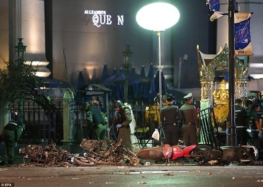 Nổ bom ở Bangkok: Tại sao đền Erawan trở thành mục tiêu?