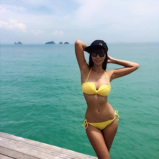 Trong dàn người mẫu của làng thời trang hiện nay, Hà Anh là người đẹp hiếm hoi có thân hình hoàn hảo với những chỉ số cơ thể chuẩn quốc tế. - Tin sao Viet - Tin tuc sao Viet - Scandal sao Viet - Tin tuc cua Sao - Tin cua Sao