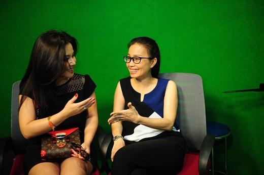 Hồ Ngọc Hà, Thu Phương bắt tay đi làm cố vấn - Tin sao Viet - Tin tuc sao Viet - Scandal sao Viet - Tin tuc cua Sao - Tin cua Sao