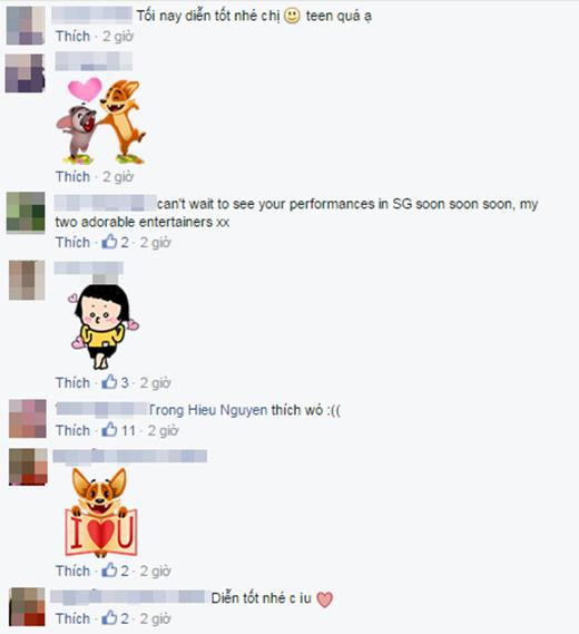 Trong khi fan của Hồ Ngọc Hà tỏ ra ghen tị với chàng quán quân khi được đứng chung sân khấu cùng thần tượng - Tin sao Viet - Tin tuc sao Viet - Scandal sao Viet - Tin tuc cua Sao - Tin cua Sao