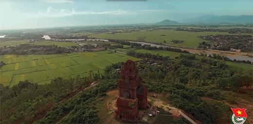 Cảnh đẹp của Bình Định khiến ai cũng phải xao xuyến...