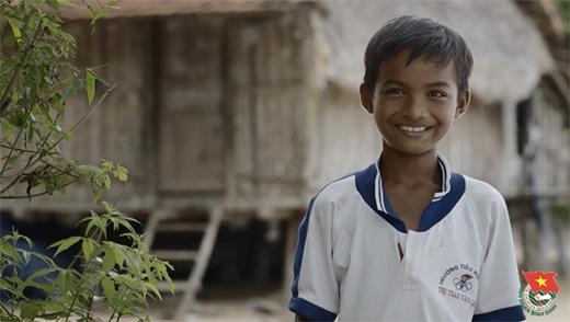 Nghẹn ngào với những ước mơ bình dị của trẻ em Bình Định