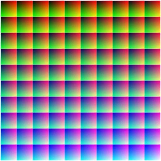 Một triệu sắc màu