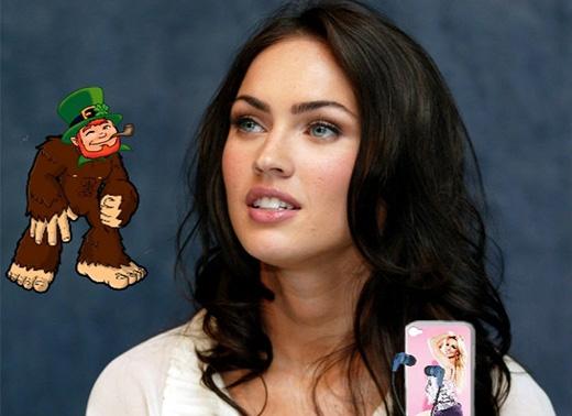 Megan Fox là một ngôi sao lớn có vài niềm tin vô cùng kì lạ. Cô nàng tin vào những sinh vật thần thoại như yêu tinh và Bigfoot. Fox cũng tin rằng định mệnh sẽ không bao giờ để cô phải chết khi đang nghe nhạc của Britney Spears.