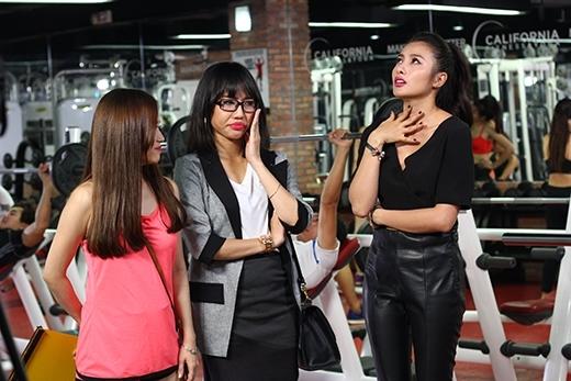 Gym là một địa điểm khá thoải mái cho giới trẻ, họ có thể vừa luyện tập hình thể, vừa trò chuyện với nhau về đủ thứ việc trên đời, từ tình yêu, công việc, gia đình, bạn bè….