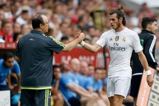 CĐV Real kêu gào loại Gareth Bale khỏi đội hình chính