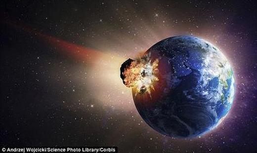 Tháng sau, Trái Đất sẽ bị hủy diệt bởi thiên thạch?
