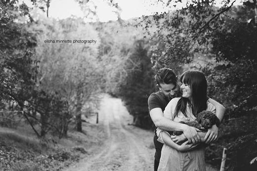 Chúng tôi thực hiện những bức hình này chỉ mang tính vui vẻ,cặp đôi cho biết.