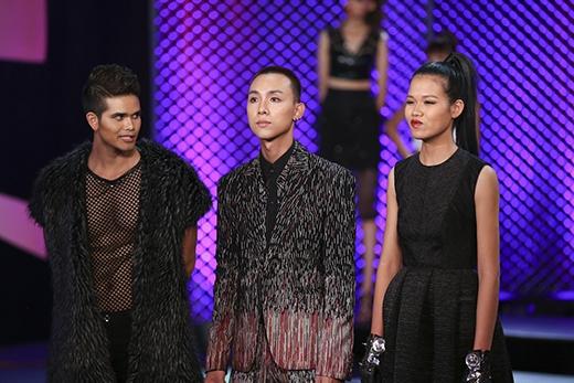 Nguyễn Thị Hồng Vân(bìa phải) lội ngược dòng ở vị trí thứ hai với bức ảnh đậm màu thời trang cao cấp.