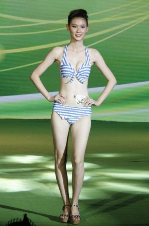 Loạt thí sinh Hoa hậu châu Á gây choáng vì béo ú đến 70kg