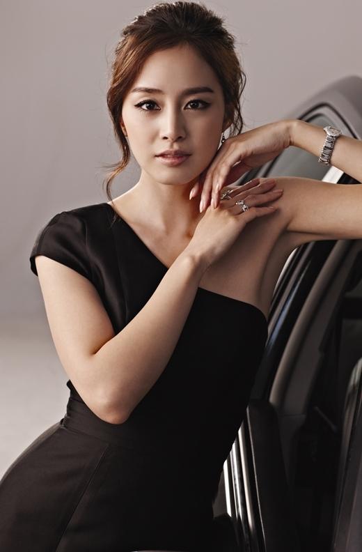 """Kim Tae Hee mong muốn tháo mác """"bình hoa di động"""""""