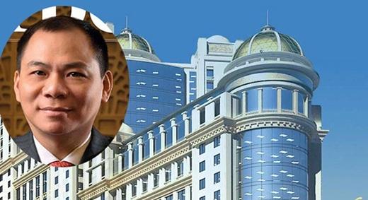 Theo ước tính của tạp chí Forbes, tính đến tháng 8/2015, tổng tài sản của ông Vượng đạt 1,65 tỷ USD và là tỷ phú đầu tiên của Việt Nam, vốn hóa của Vingroup vượt 3 tỷ USD.
