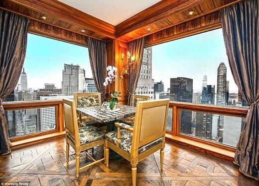 Căn hộ của Ronaldo từng được làm mới bởi nhà thiết kế nội thất nổi tiếng thế giới Juan Pablo Monyneux.