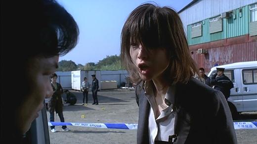 Nữ thanh tra Tư Đồ Mộ Liên luôn khiến mọi tên tội phạm phải e dè khiếp sợ.