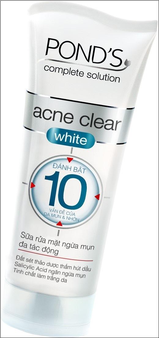 Pond's Acne Clear White, vũ khí bí mật giúp bộ ba Sao Phải Xoắn thực hiện sứ mệnh mang đến combo làm đẹp toàn diện cho các bạn teen tự tin, tỏa sáng.